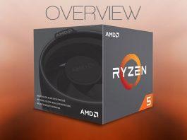AMD ryzen 5 overview