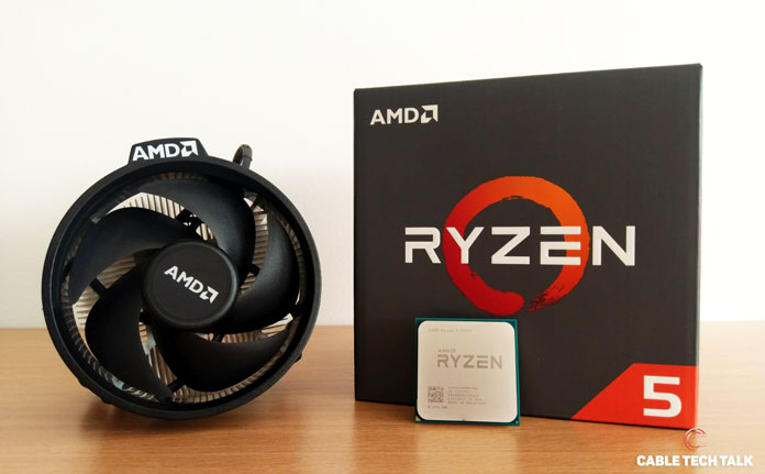 image of Ryzen 1500x unboxed