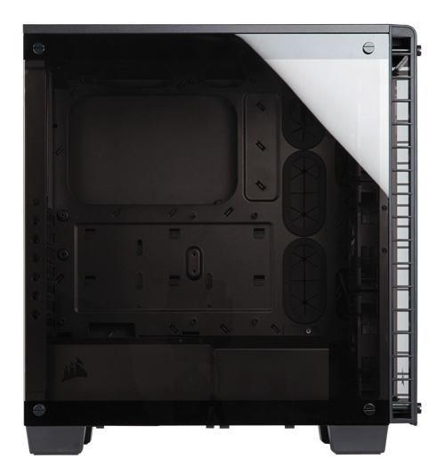 product image showing Corsair Crystal 460X glass