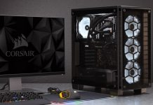 Corsair Crystal Series 460X RGB