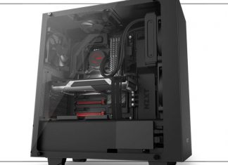 NZXT S340 Elite ATX Mid Tower Computer Case