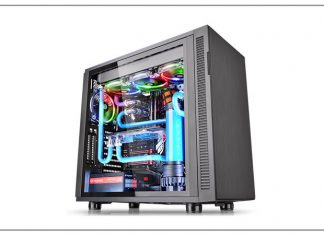 Thermaltake Suppressor F31 Tempered Glass Edition