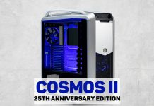 COSMOS II 25th anniversary edition overview