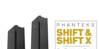Enthoo Evolv Shift & Shift X overview for 2017