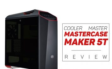 MasterCase Maker 5t Overview