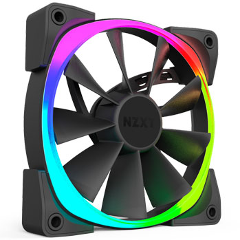 NZXT Aer RGB fan product image