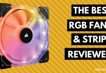 top rated RGB fans and strips reviewed