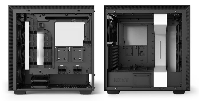 NYXT H series front and back view image