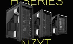 NZXT Reveals an All-New H Series of PC Cases – Here are the Main Features