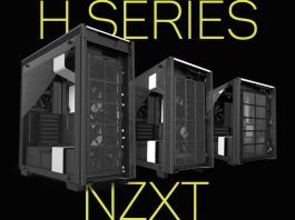NZXT H series revealed
