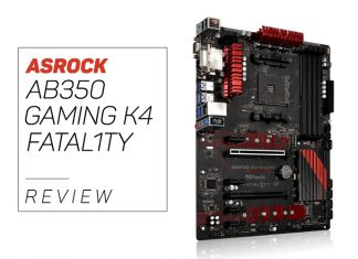 ASRock AB350 GAMING K4 FATAL1TY overview