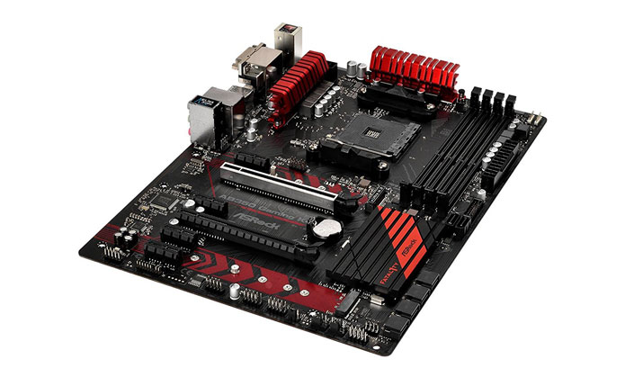 ASRock AB350 GAMING K4 FATAL1TY product image