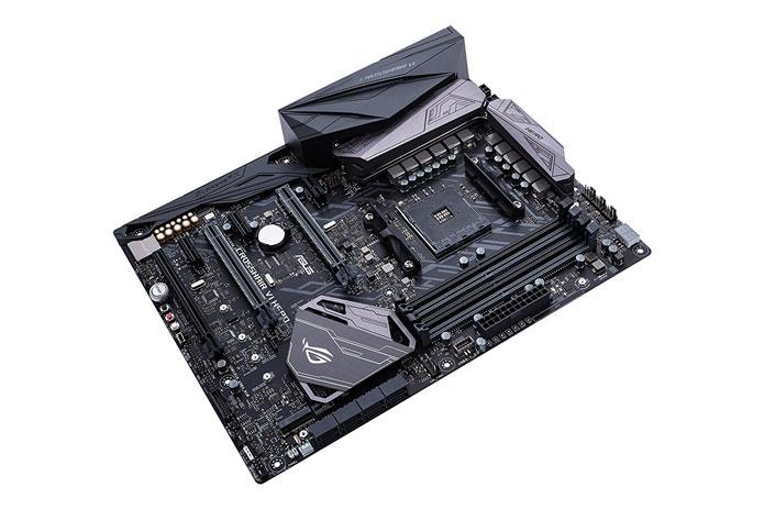 ASUS ROG Crosshair VI Hero AMD Ryzen AM4 product image