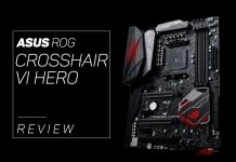 ASUS ROG Crosshair VI Hero overview