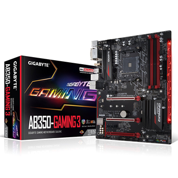 GIGABYTE GA-AB350-Gaming 3 product image