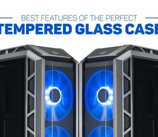 tempered glass cases - best features