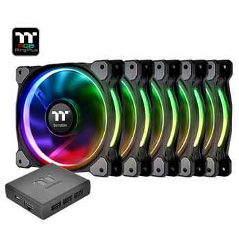 Thermaltake Riing Plus - Five Pack product image