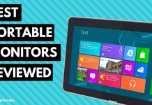 Top Rated Portable Monitors Reviewed