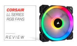 Our In-Depth Corsair LL Series RGB Fans Review