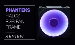 Our In-Depth Phanteks Halos RGB Fan Frame Review