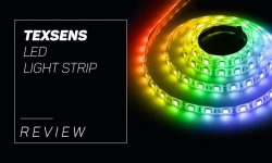 Our Texsens LED Light Strip Review for 2018