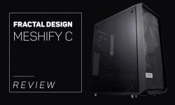 Our Review of the Fractal Design Meshify C for 2018