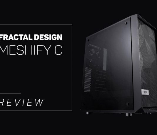 Meshify C by Fractal Design reviewed