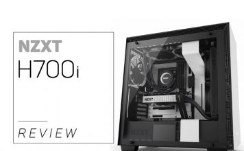 review of the NZXT H700i