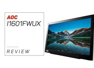 AOC i1601fwux Reviewed