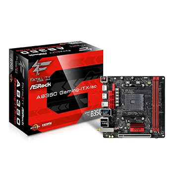 ASRock Mini ITX Product Image