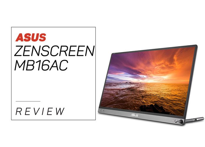ASUS ZenScreen MB16AC Reviewed
