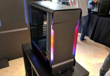 Phanteks Evolv X - Computex 2018