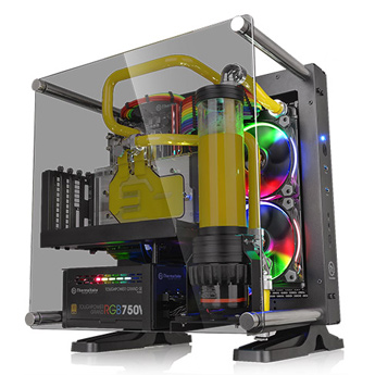 Thermaltake Core P1 TG Mini ITX product image