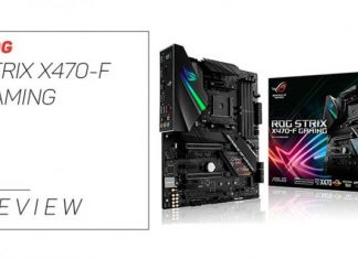 OUR IN DEPTH REVIEW OF ASUS ROG STRIX X470-F Gaming