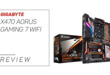 Our in depth Gigabyte X470 AORUS GAMING 7 WIFI review