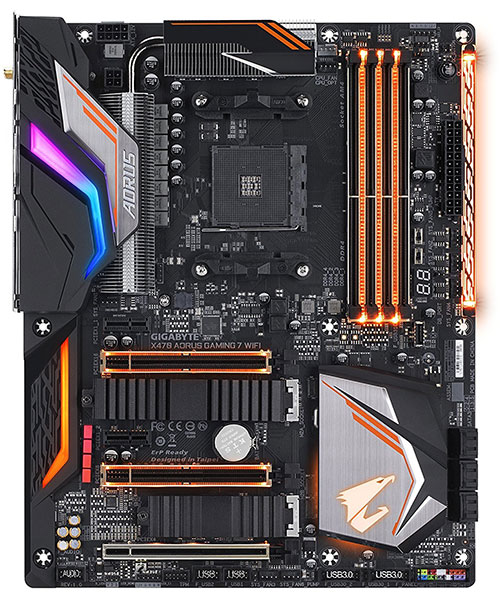 Product image of X470 AORUS GAMING 7 WIFI