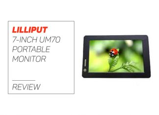 Lilliput 7-inch LCD USB Video Monitor UM70 overview