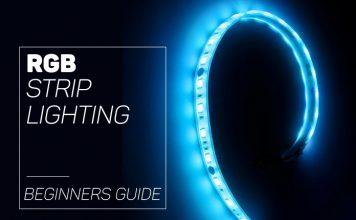 RGB strip lighting beginners guide