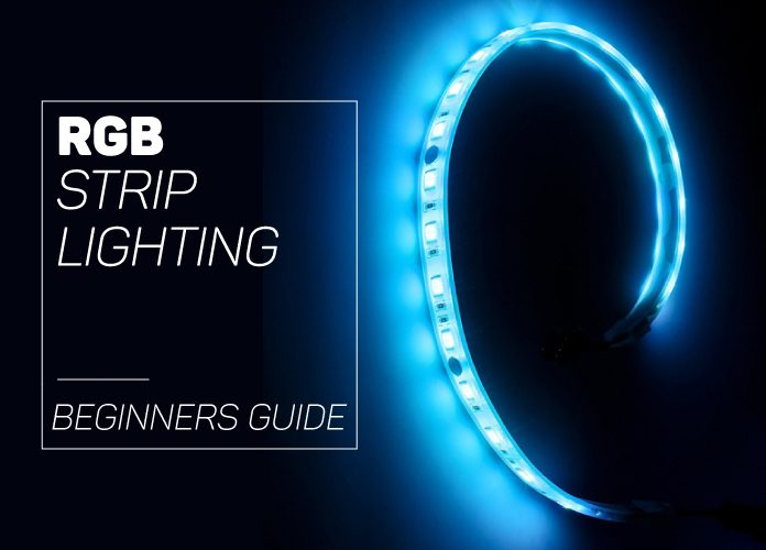 RGB strip lighting beginners guide