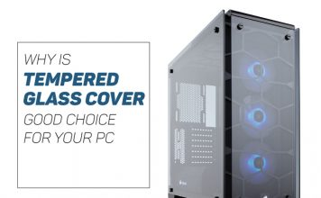 tempered glass cover good choice for your PC