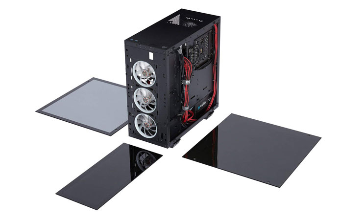 tempered glass for PC