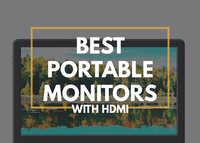 top rated portable monitors with HDMI