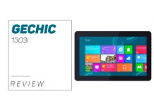 GeChic 1303i Portable Monitor overview
