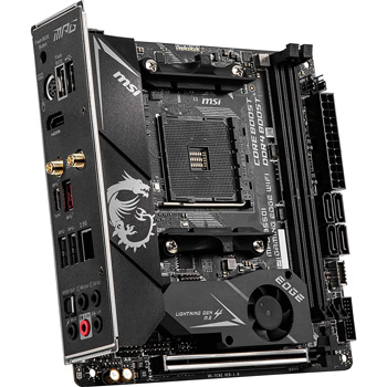 Small product image of MSI MPG B550I Gaming Edge WiFi